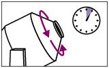 Перемешивать 3-4 минуты