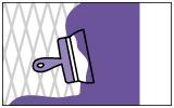 Использовать армирующую сетку